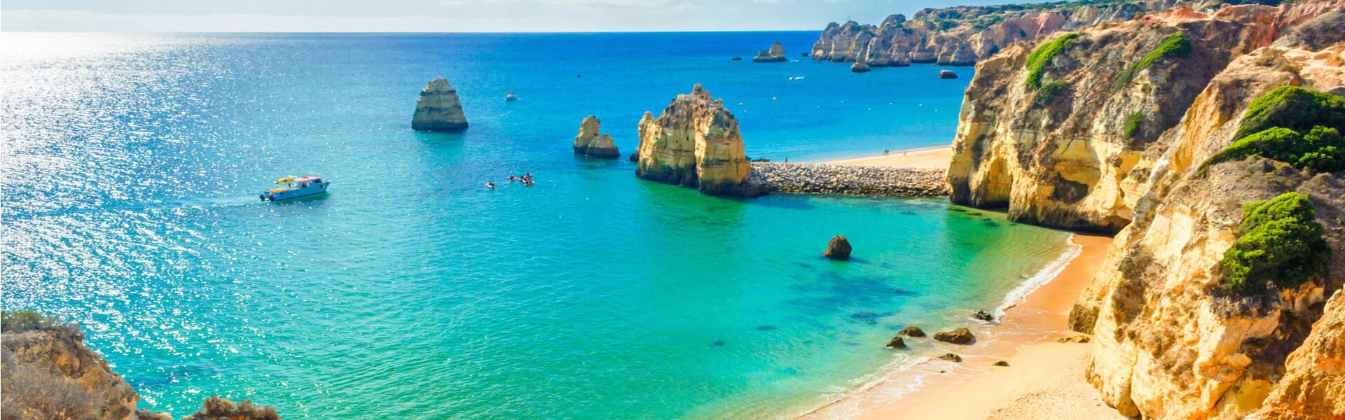 Campings zoeken in de Algarve
