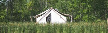 Campings met safaritenten